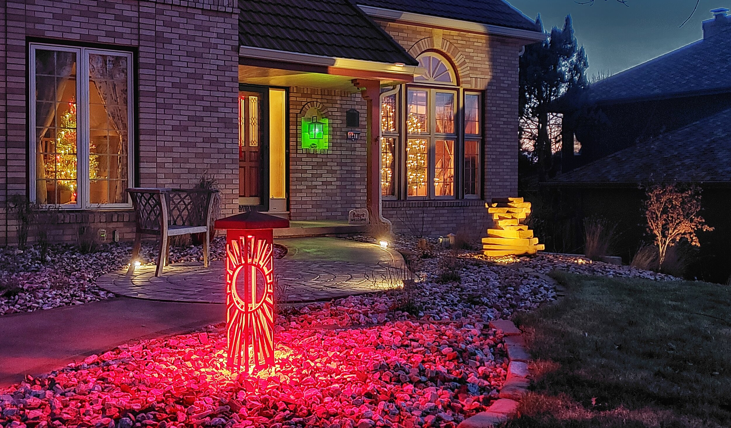 Lighting Stores Omaha >> Our Featured Worklandscape Lighting Design Omaha
