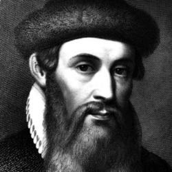 Gutenberg (www.biography.com)