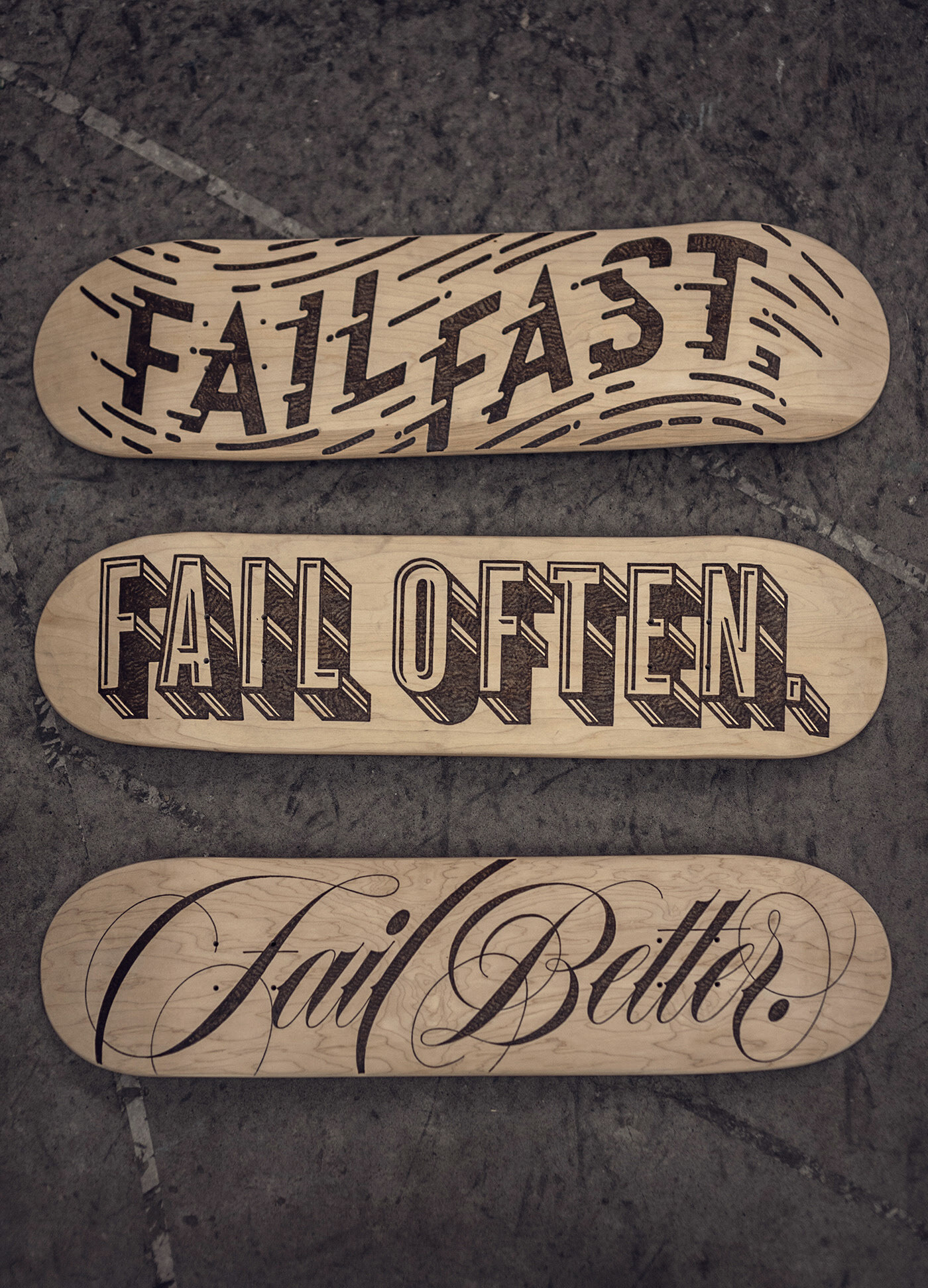 Fail Boards (2016)