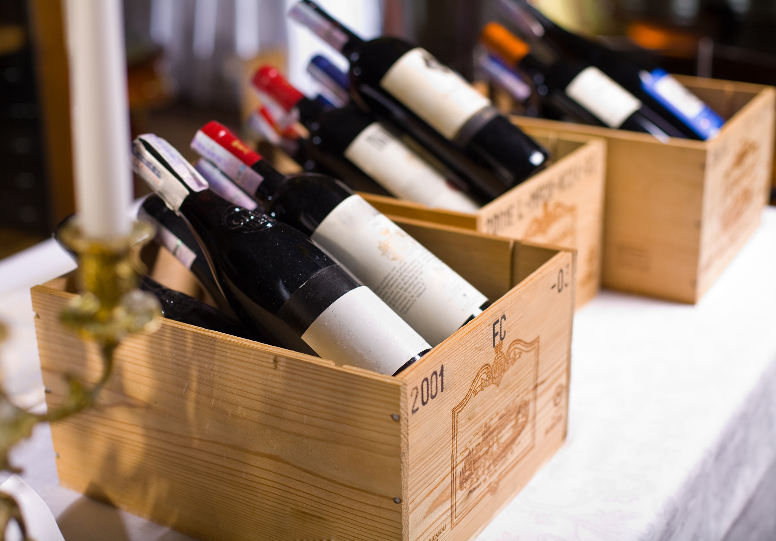 Import your Wine Collection