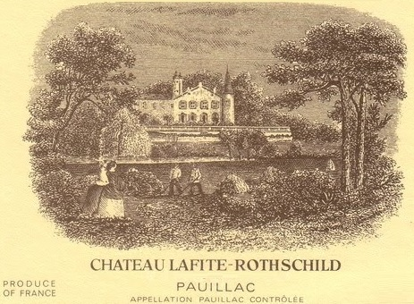 """I have discovered the wine of Château Lafite to be a delicious, generous cordial, comparable to the ambrosia of the Gods of Olympus"" Maréchal de Richelieu (1755)"