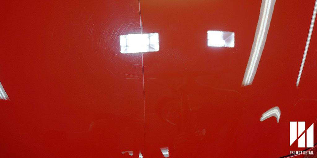 Paint Correction 50/50 Shot