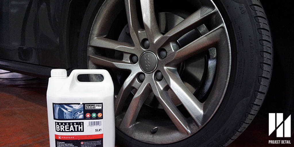 Valet Pro Car Care Products -  Dragon's Breath is a fantastic wheel cleaner in a gel format.