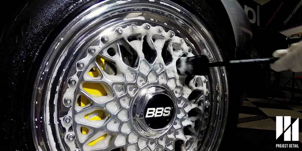 Wheel Woolies are a great addition to any detailing collection, allowing deeper cleaning.