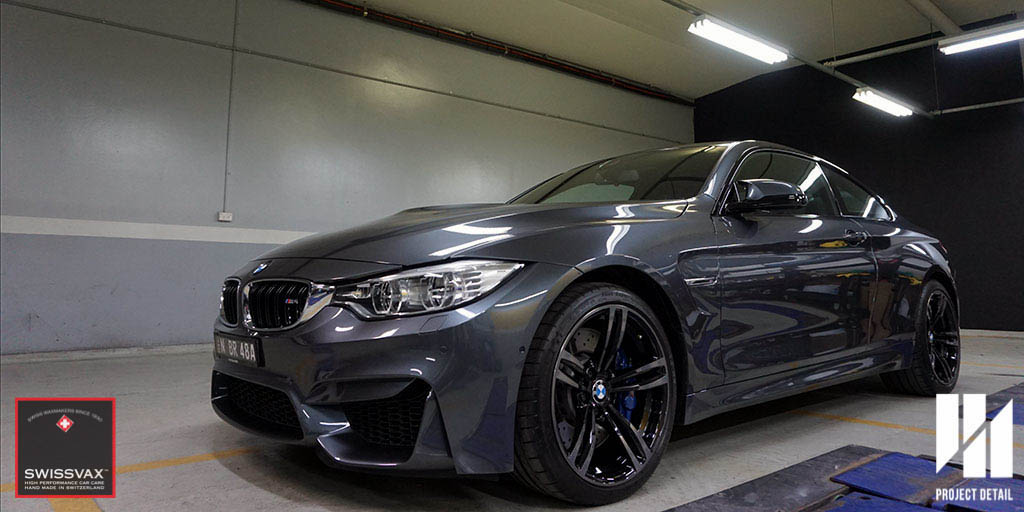 BMW M4 - Swissvax Full Detail