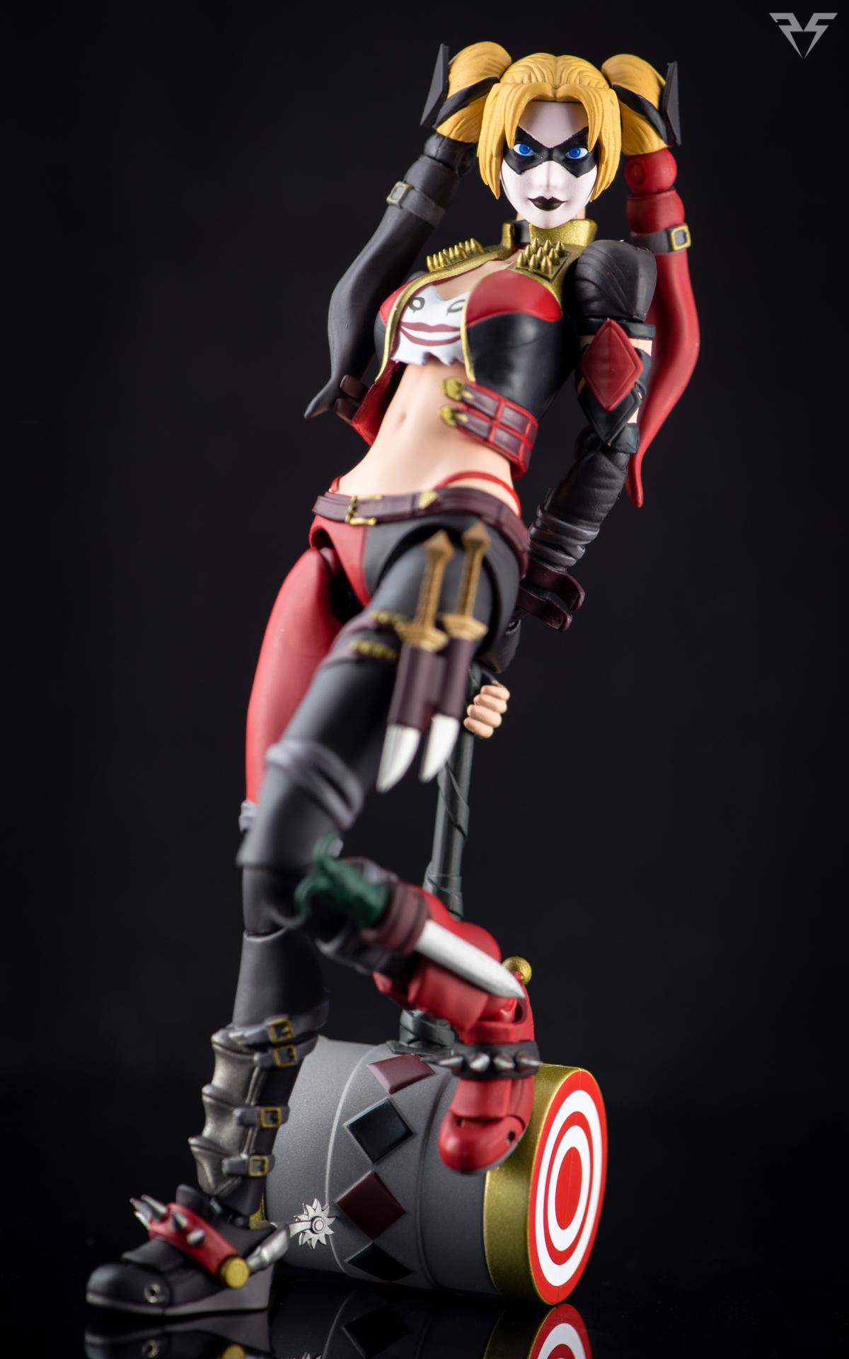 KUMA Figuarts Harley Quinn-19