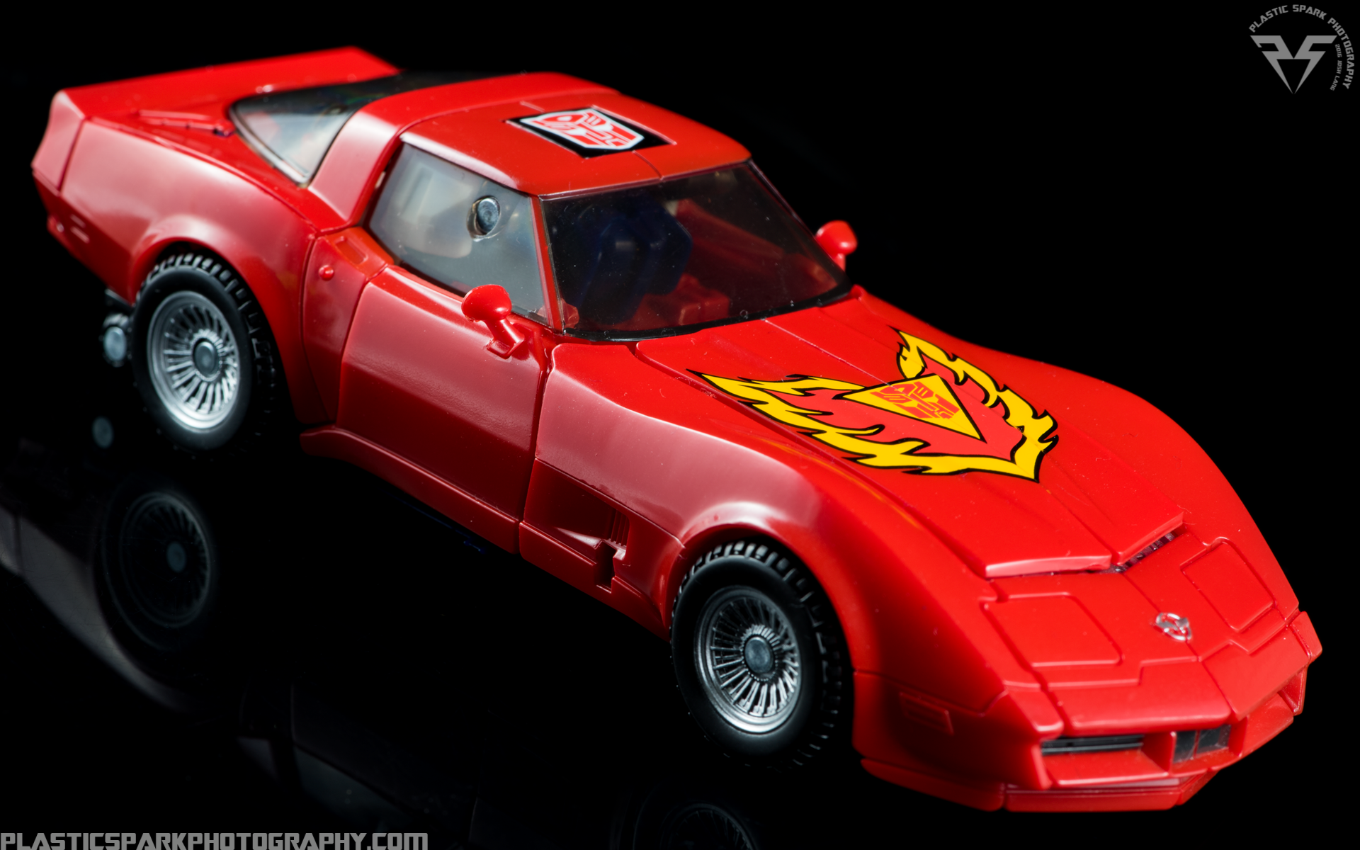 Review - MP26 Masterpiece Road Rage — Plastic Spark Photography