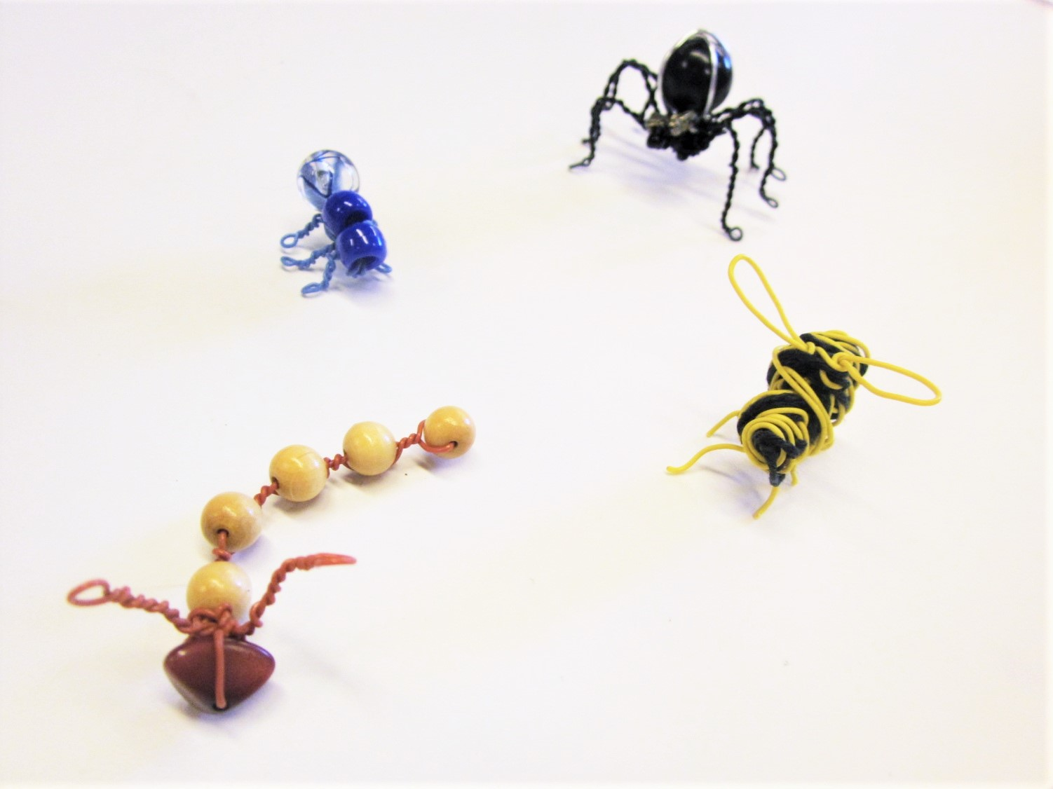 Insect Hair Accessories