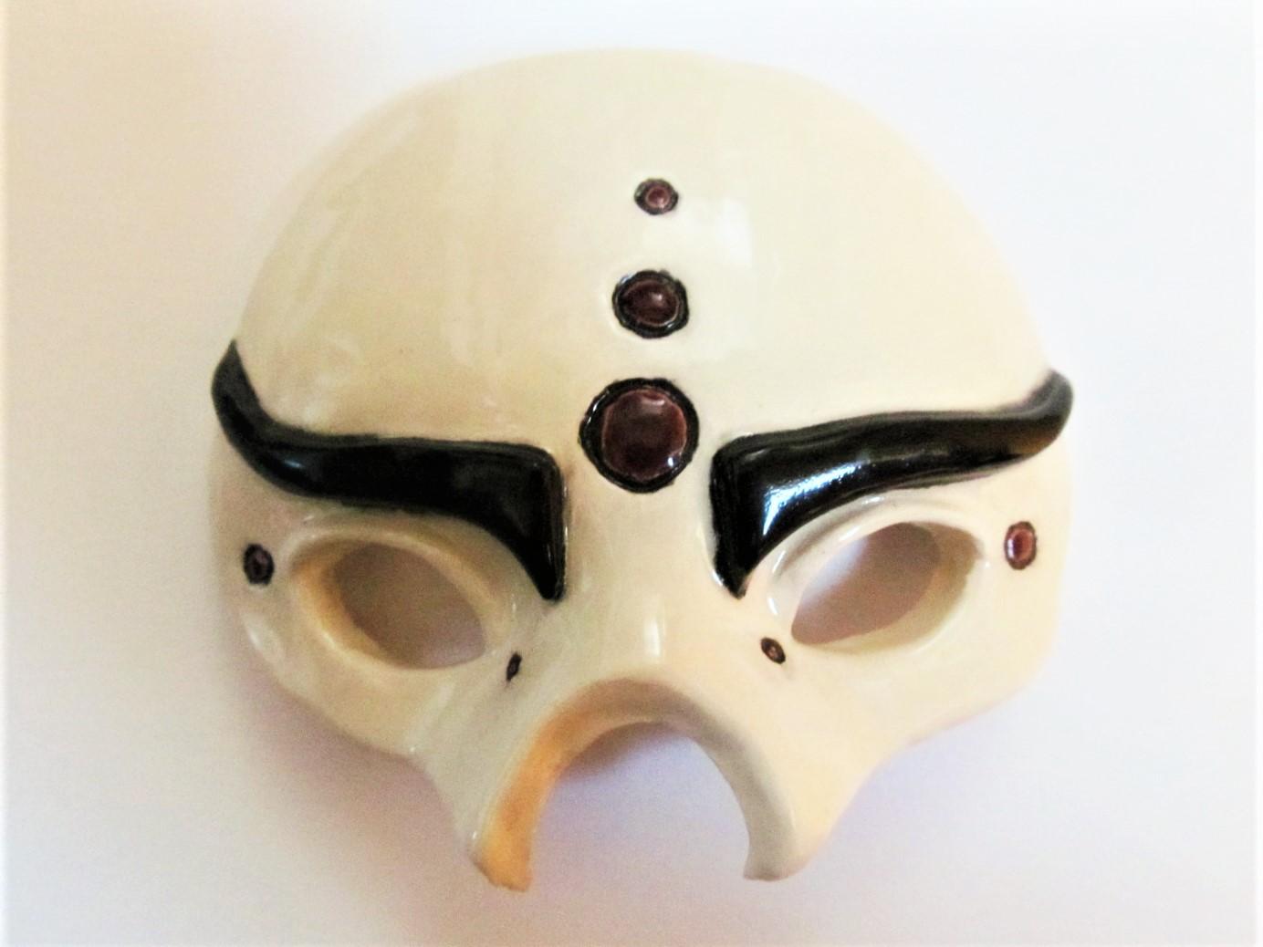 Ceramic Slab Mask