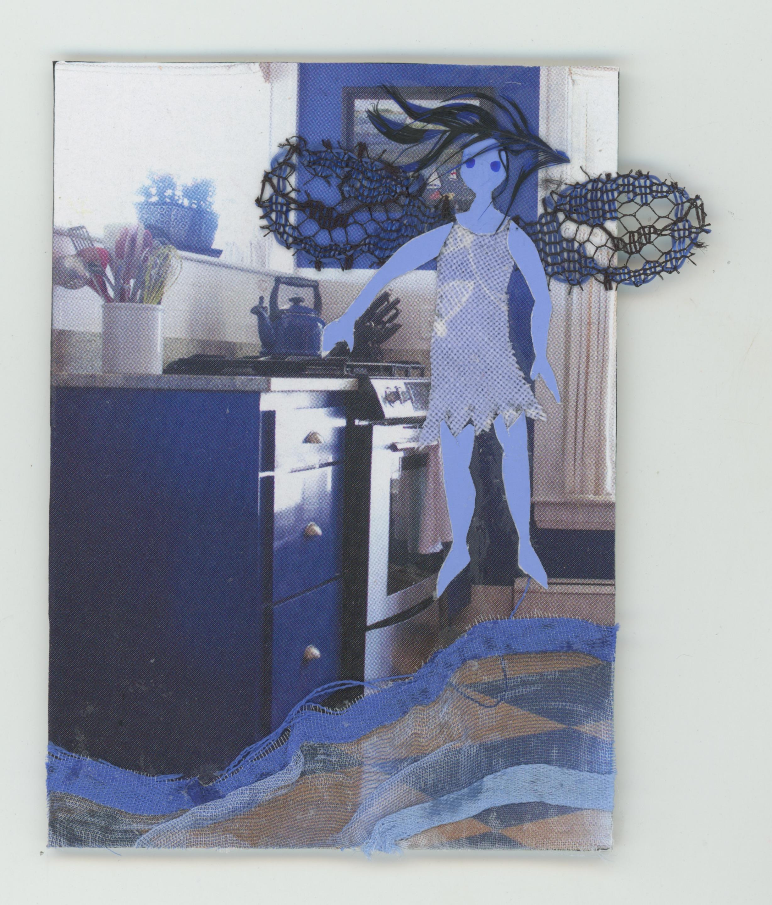 Faerie Artist Trading Card