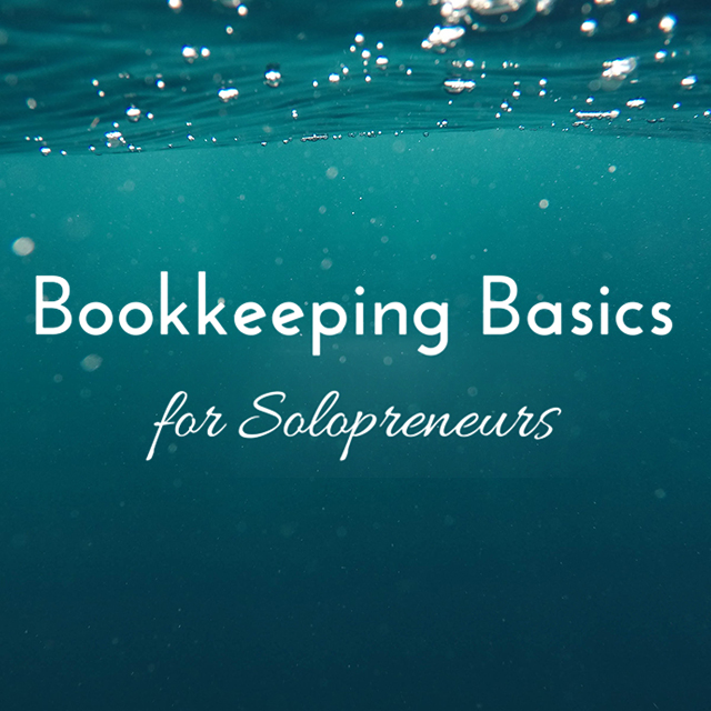 Bookkeeping Basics Melissa Whaley   This course took away the fear and panic of tax season. It's perfect for small business owners tired of stressing out about money, bookkeeping, and tax time.