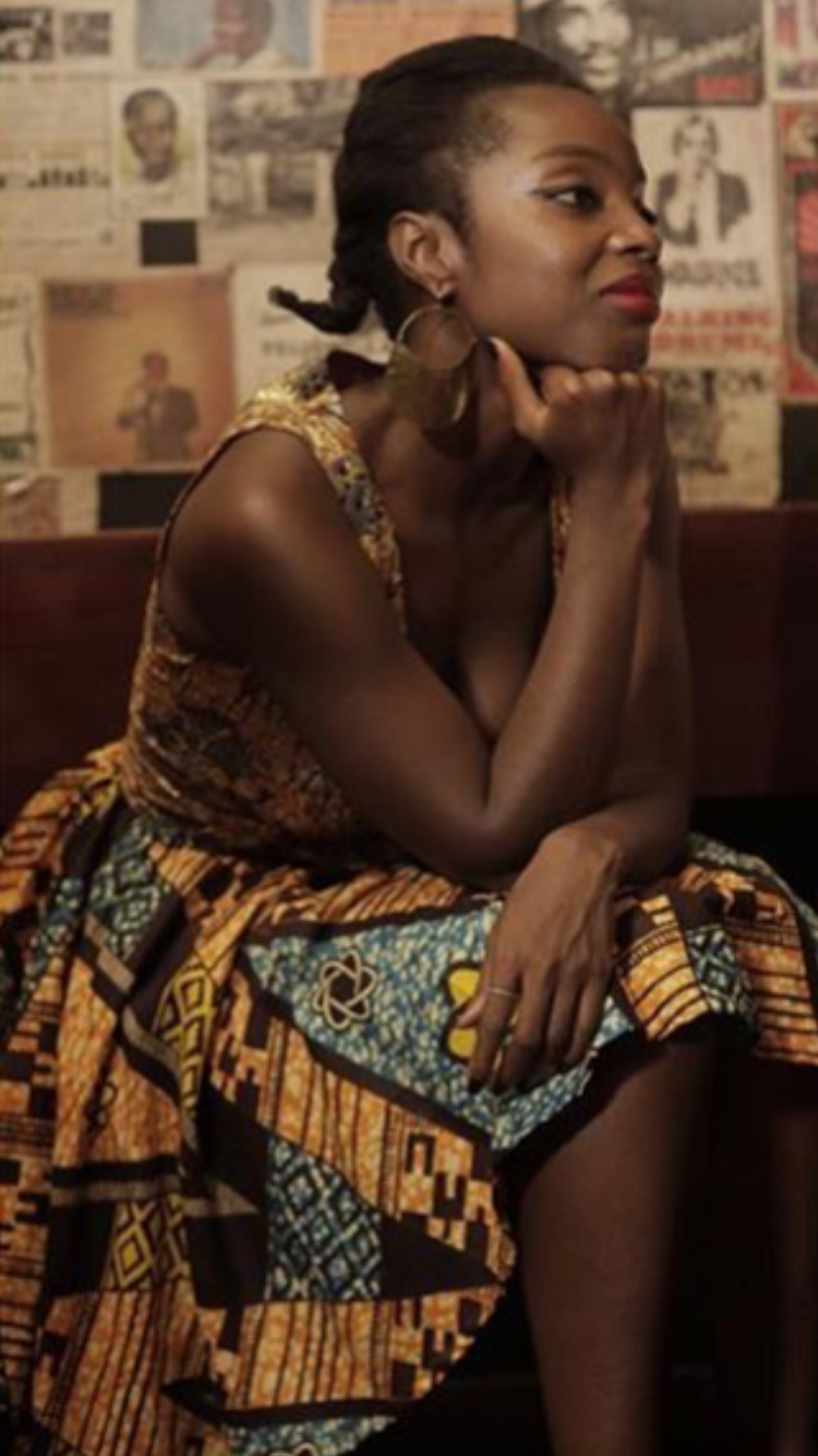 Photo courtesy of An African City Limited  Ohema Ohene dress