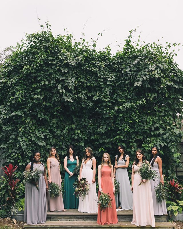 #bridalsquadgoals