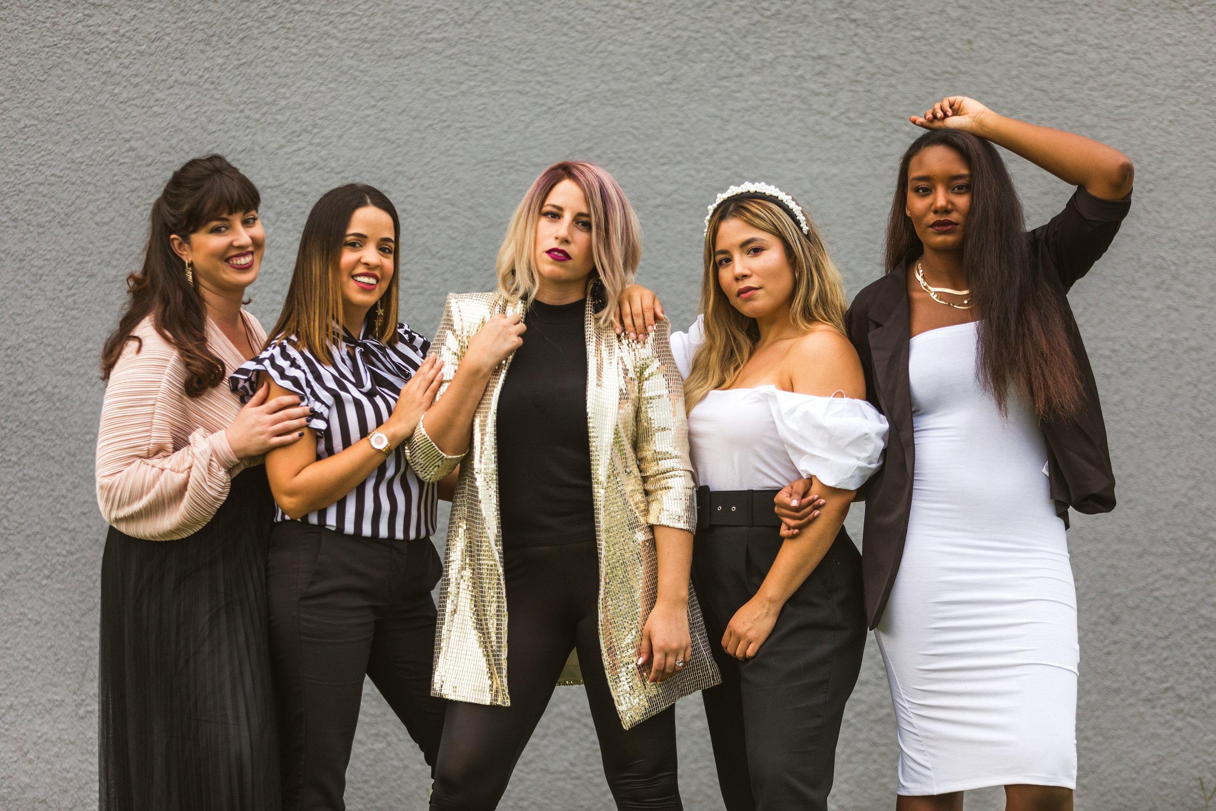 Management Team - Meet: Melissa, Vanessa, Rebekkah, Trish & Amy