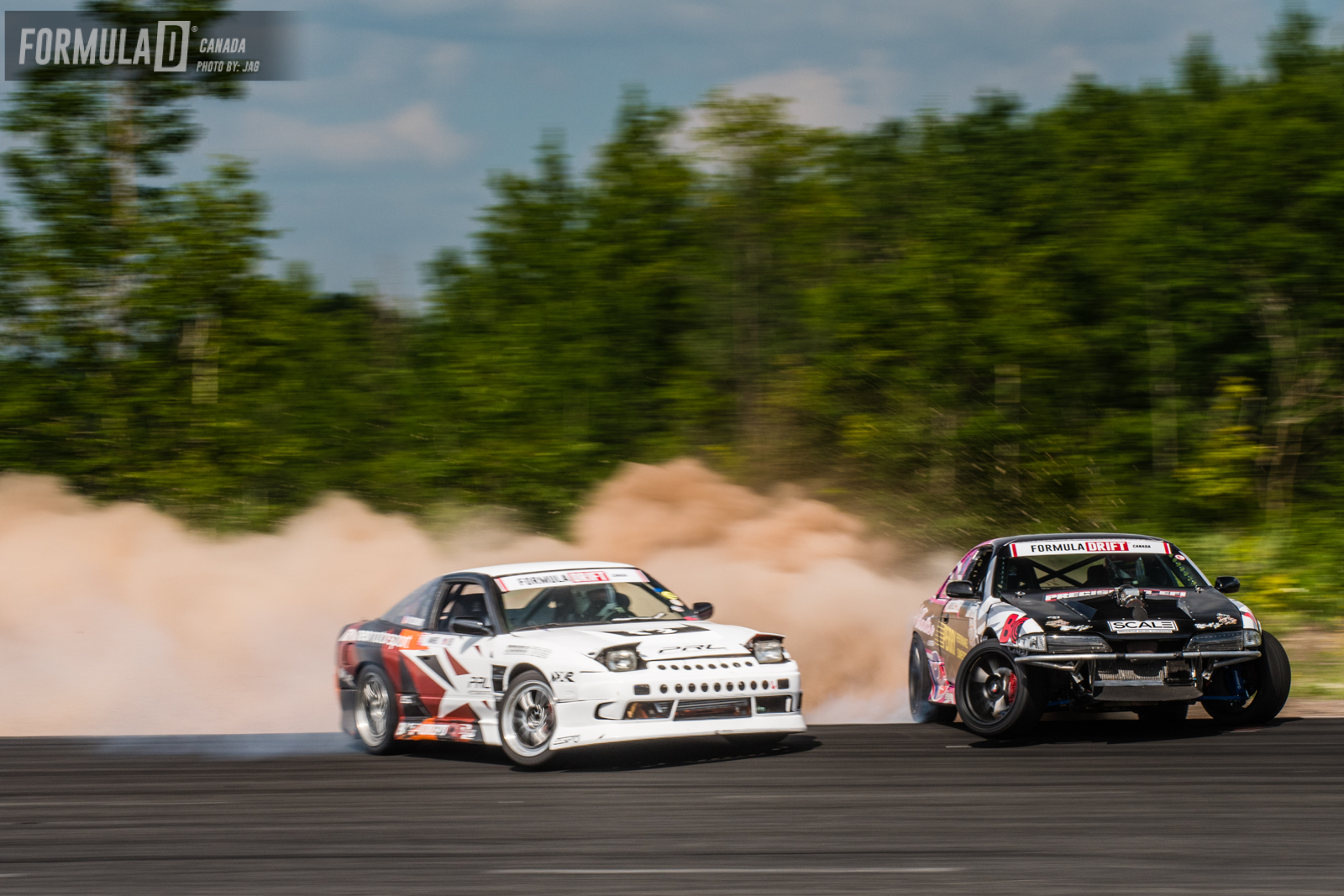 Crazy how drifting works some times, Last nights final pairing were now facing each other in Top 16.