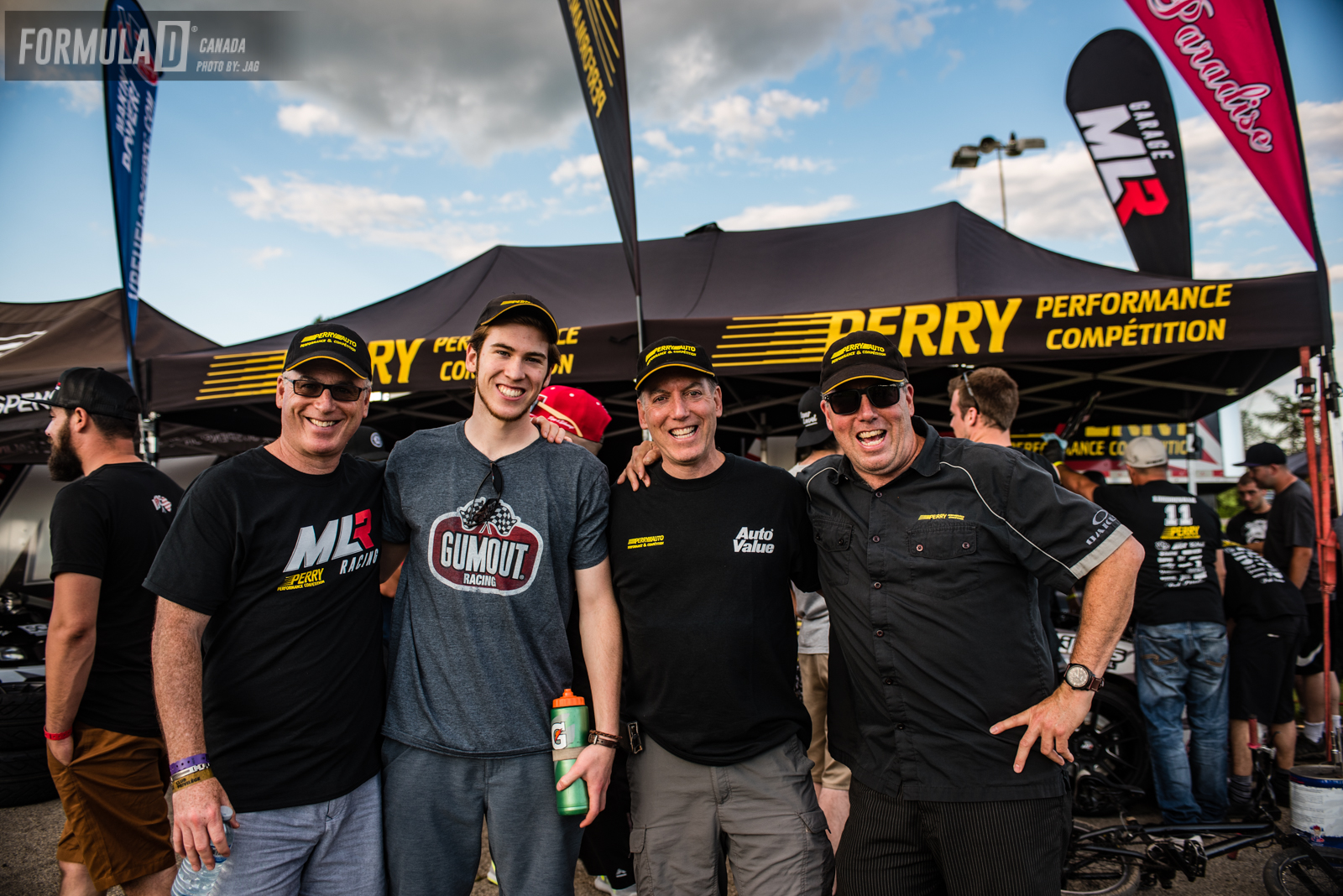 Perry Performance and Competition always proud to support Marc!