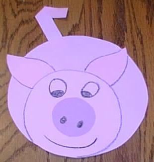 Three Little Pigs — Hubbard's Cupboard