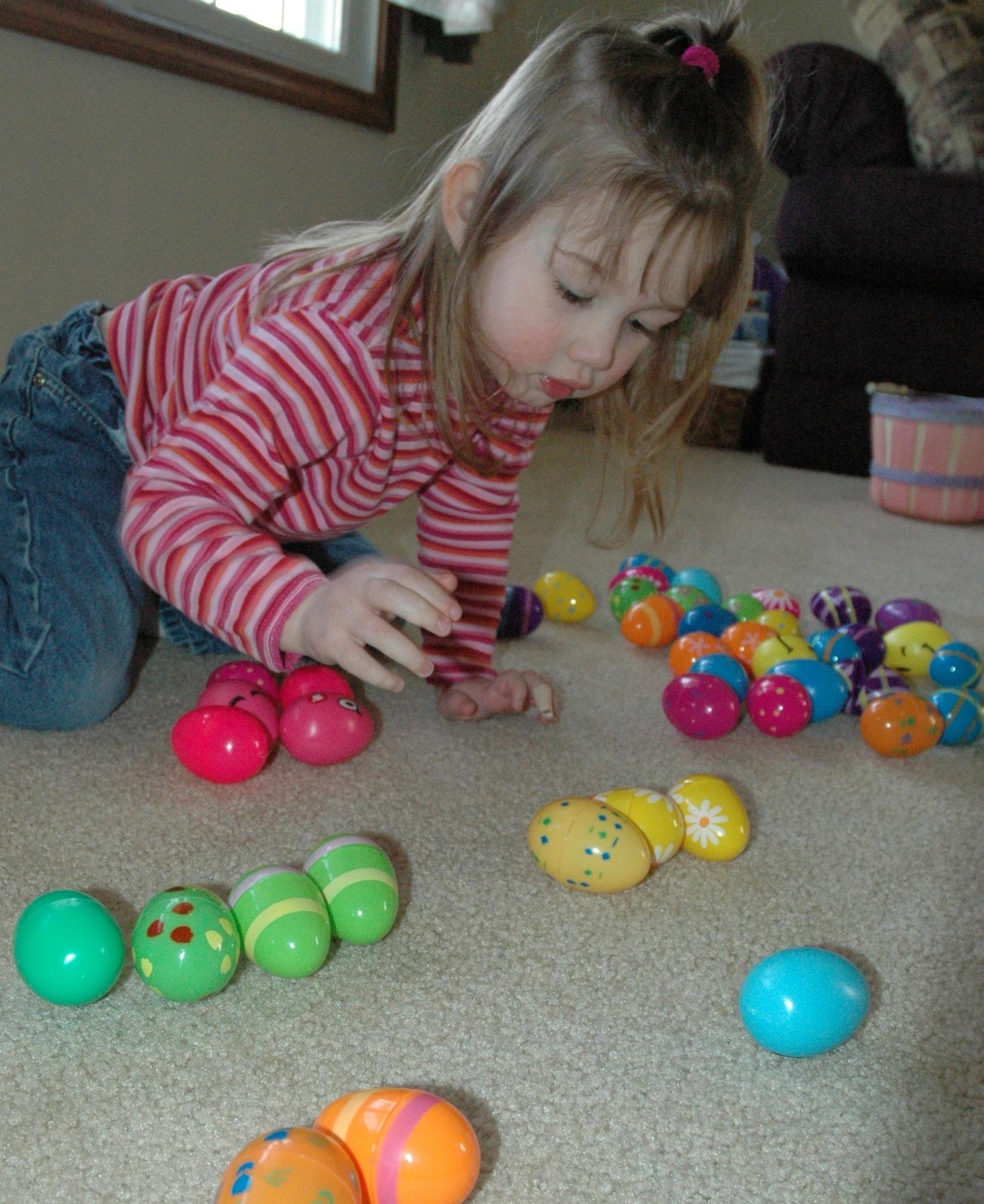 Egg Color Sort