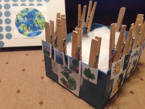 Creation Clip & Sort Box