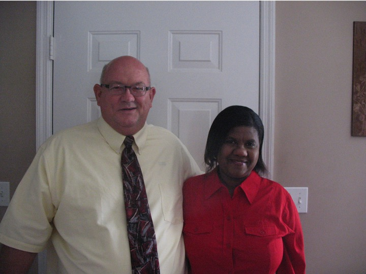 Pastor Robert E. Swann  with his wife Silvane  Bob is the director and founder of La Mission Inc. Bob and his family are currently raising support for a full-time involvement in ministering together. All of the Swann's fundraising efforts for the first twenty years went directly into the ministry and the work of the Lord overseas. Currently Silvane does housekeeping at a large hospital while Bob concentrates on full-time ministry. Pray for the Swann family, that they would get more speaking opportunities to further the work of the ministry and raise their financial support so their family can more fully follow the Lord's call.