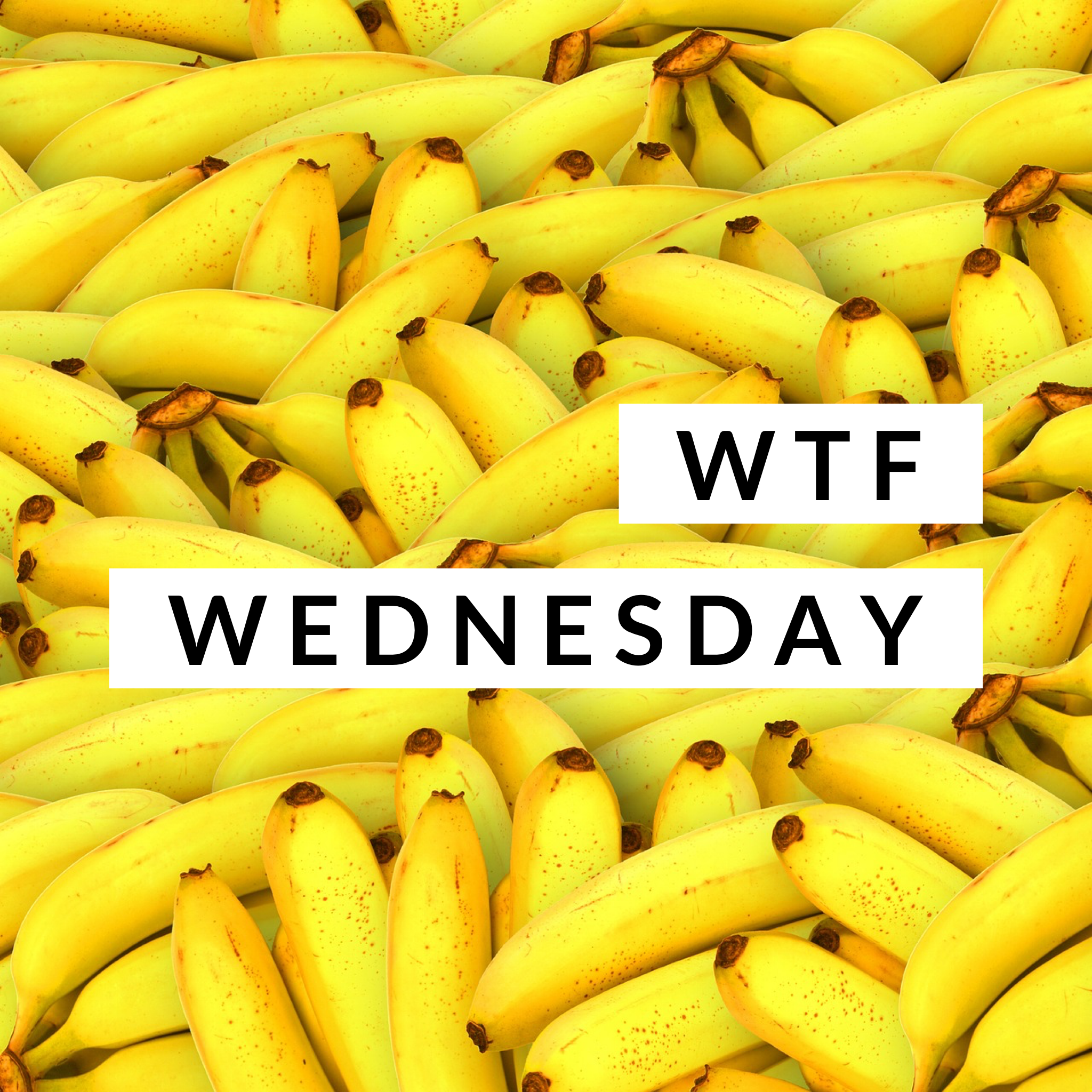 "Sh!t is bananas this week 🍌 - so this WTF Wednesday is coming from a snob who's begging you to start asking: ""What are your qualifications?"" Social media has suddenly turned every trendy gal who likes exercise into a ""fitness instructor."" With the right connections and loads of followers, many can be fooled- but don't let the blind lead the blind! Whether you're doing Pilates or other exercise, make sure you're taking tips or lessons from someone who knows their ish. You can do your body more harm than good if you're getting your info from a sketchy source."