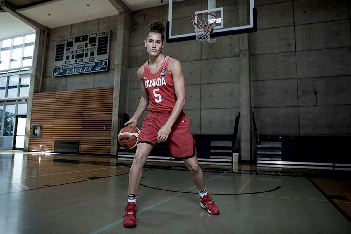 Photo: Canada Basketball