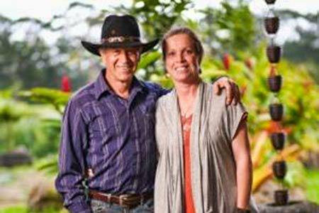 Eric and Lyn of Makanalani