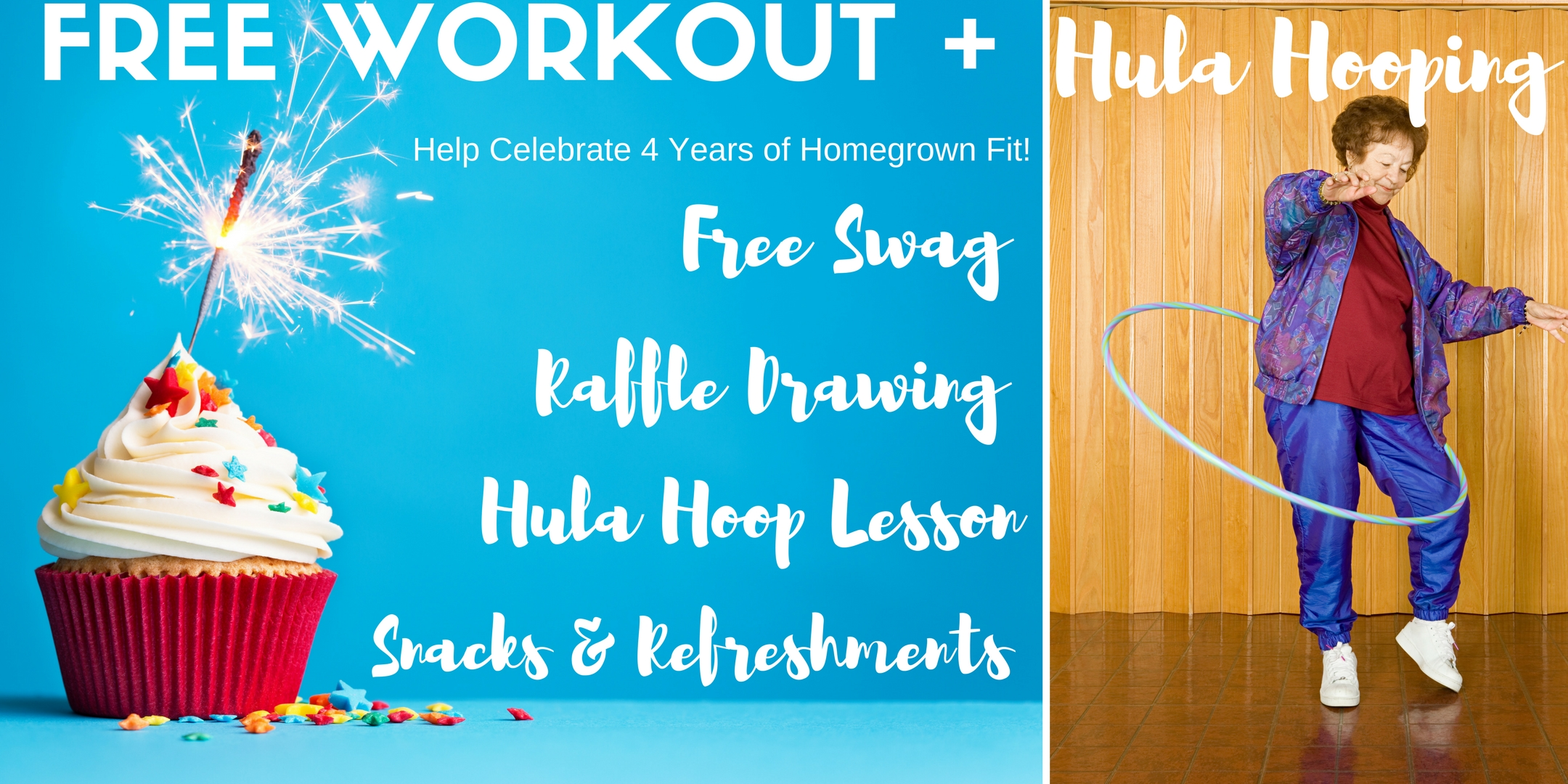 CLICK THE IMAGE ABOVE TO GRAB YOUR SPOT FOR THIS FREE WORKOUT EVENT!