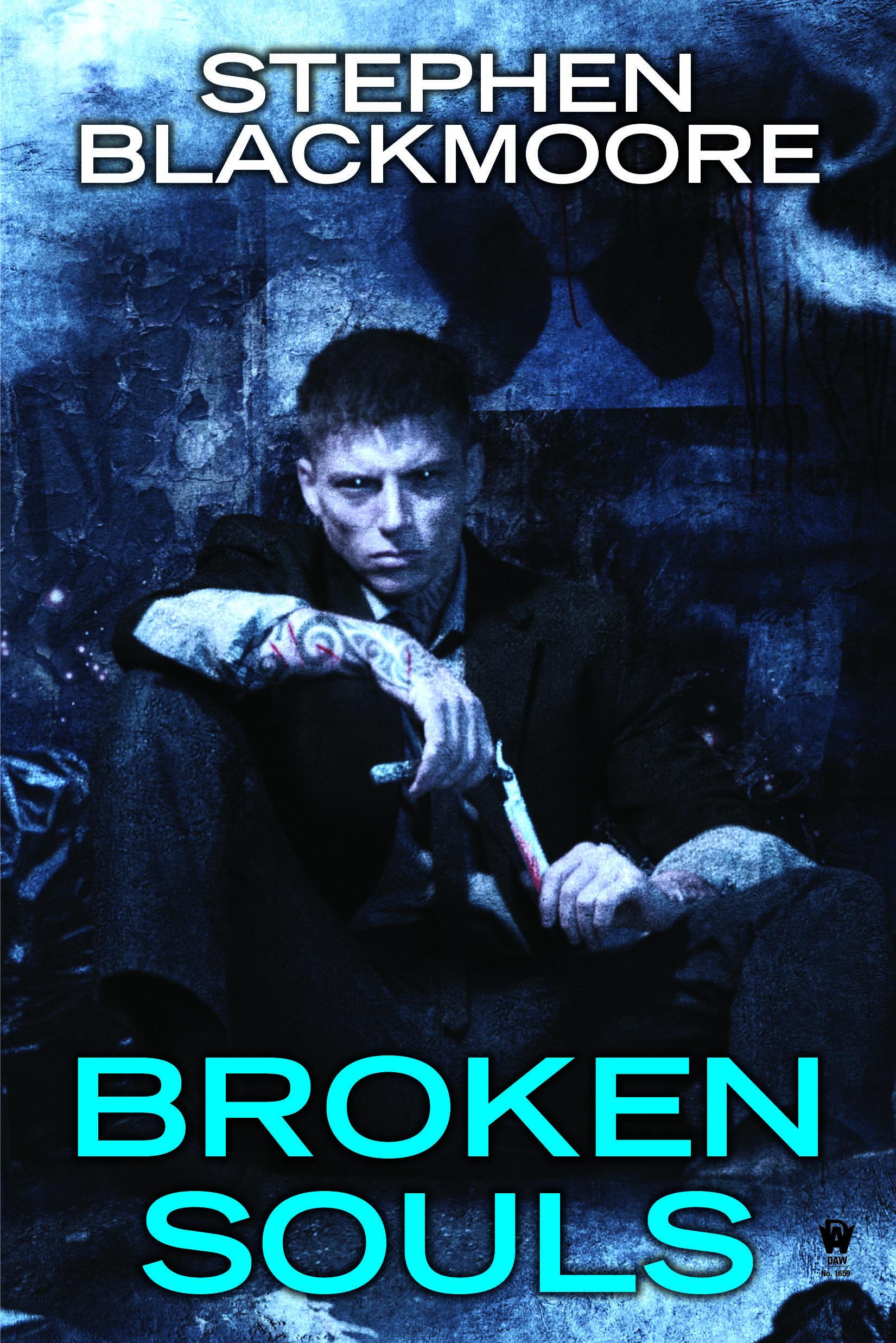 BROKEN SOULS - ERIC CARTER #2
