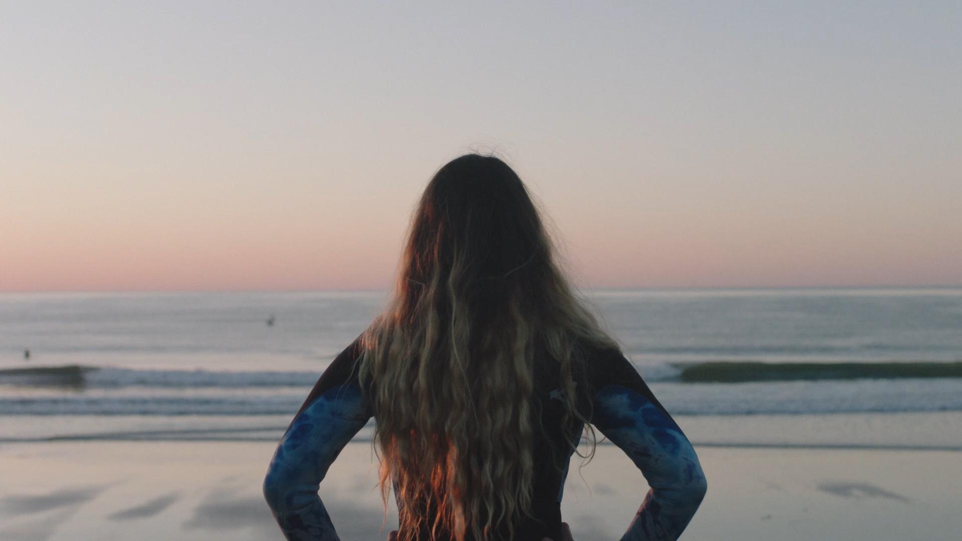Dean Goes Surfing - Still 01 / dir. Caitlyn Greene / DP Mack Fisher