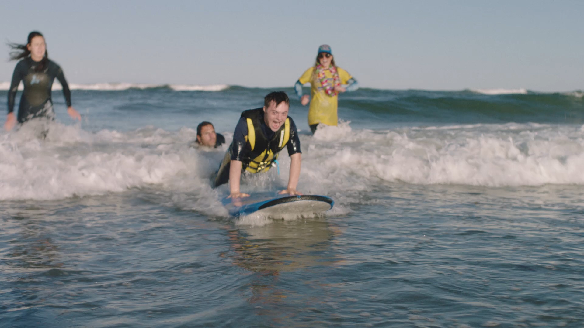 Dean Goes Surfing - Still 05 / dir. Caitlyn Greene / DP Mack Fisher