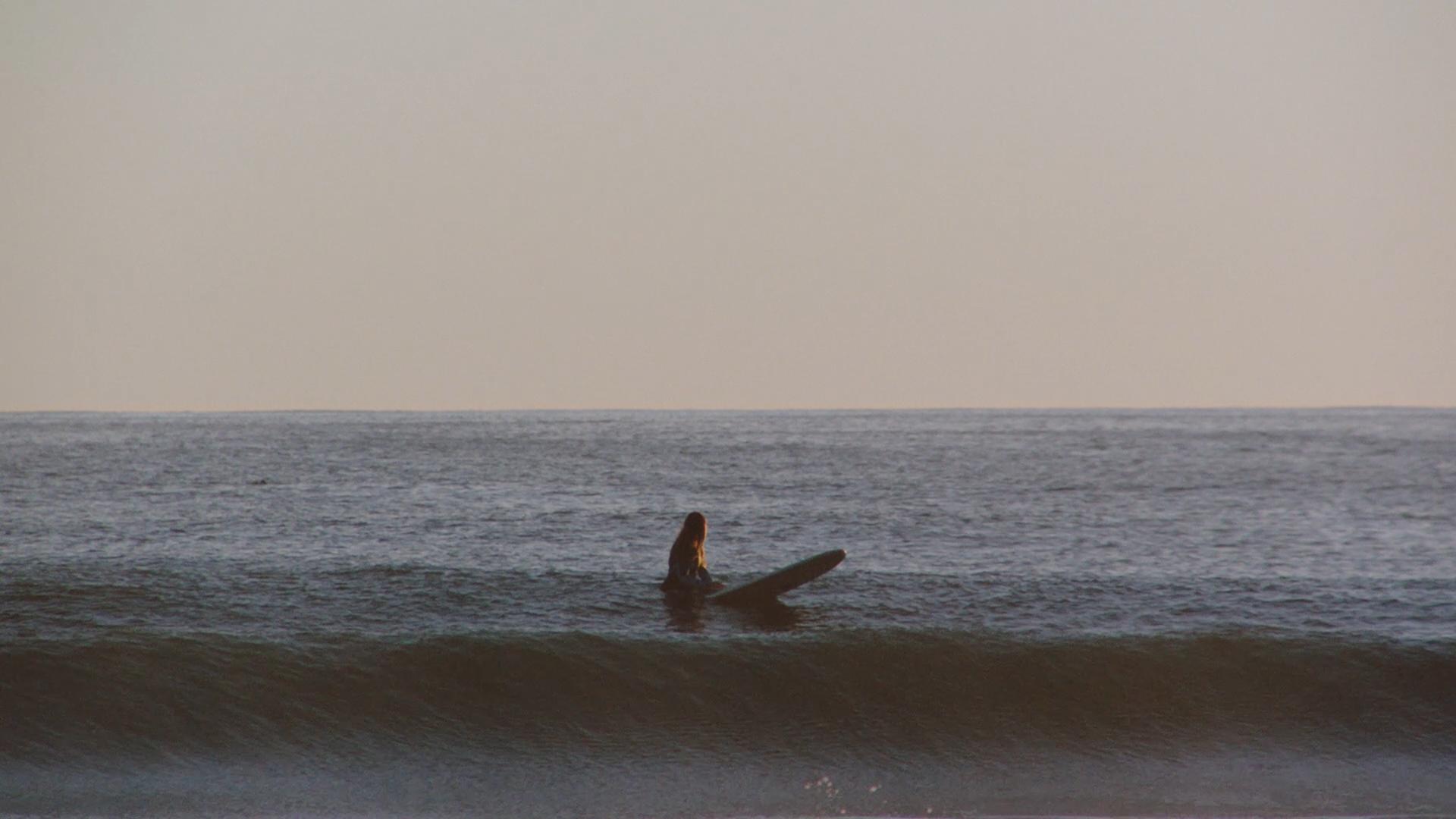 Dean Goes Surfing - Still 03 / dir. Caitlyn Greene / DP Mack Fisher