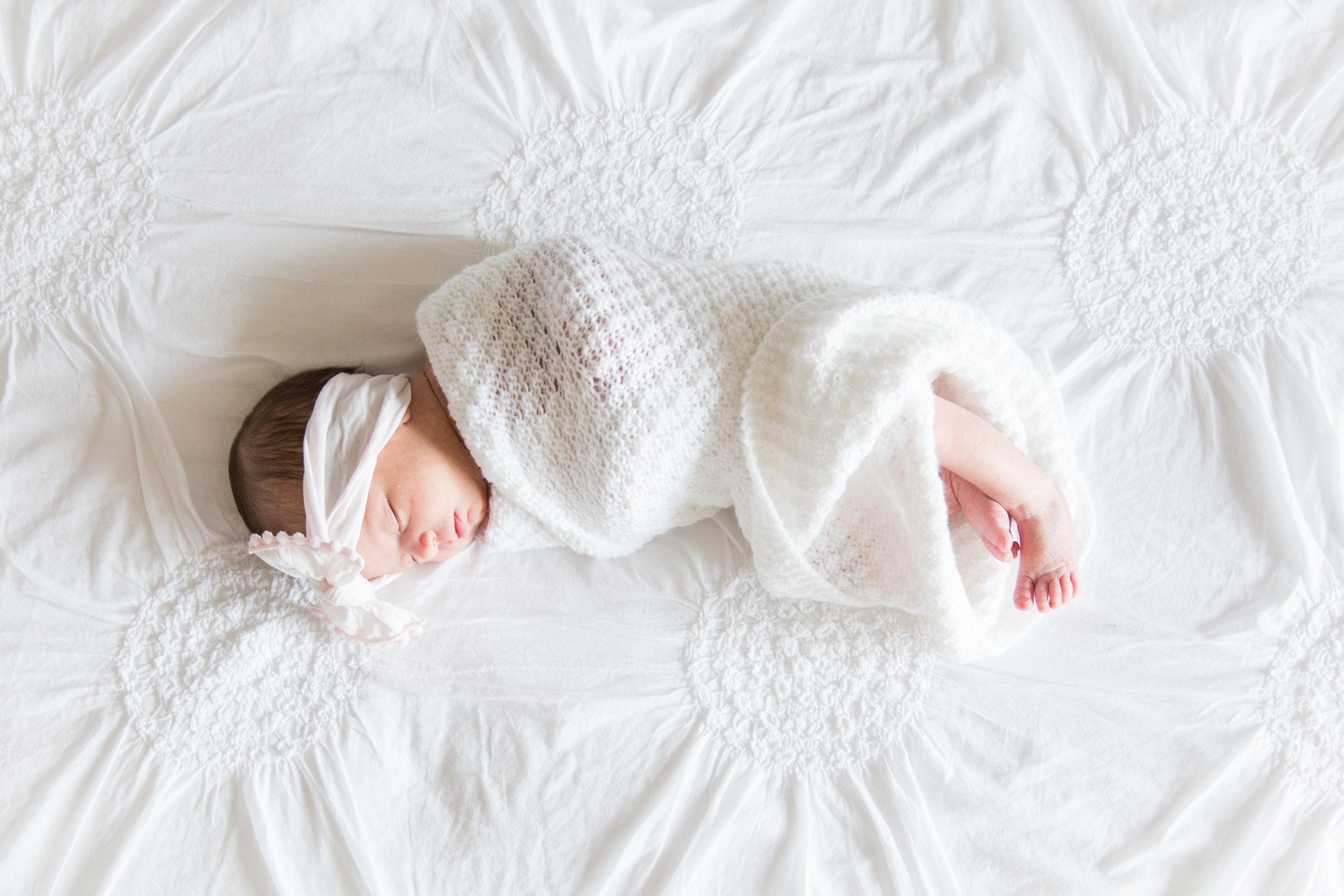 Lifestyle Newborn Photography Colorado