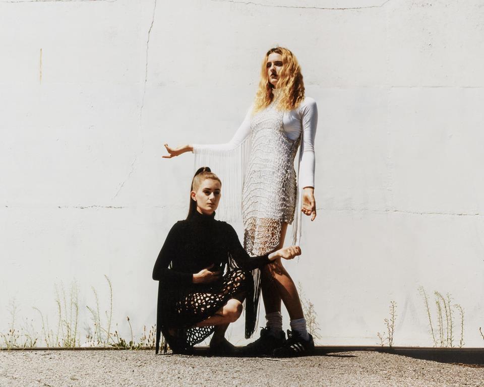 Mu's Brittney Rand (left) and Francesca Belcourt. Photo by Ian Lanterman.