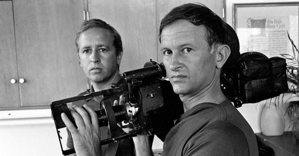 David and Albert Maysles. Photo: John Sotomayo