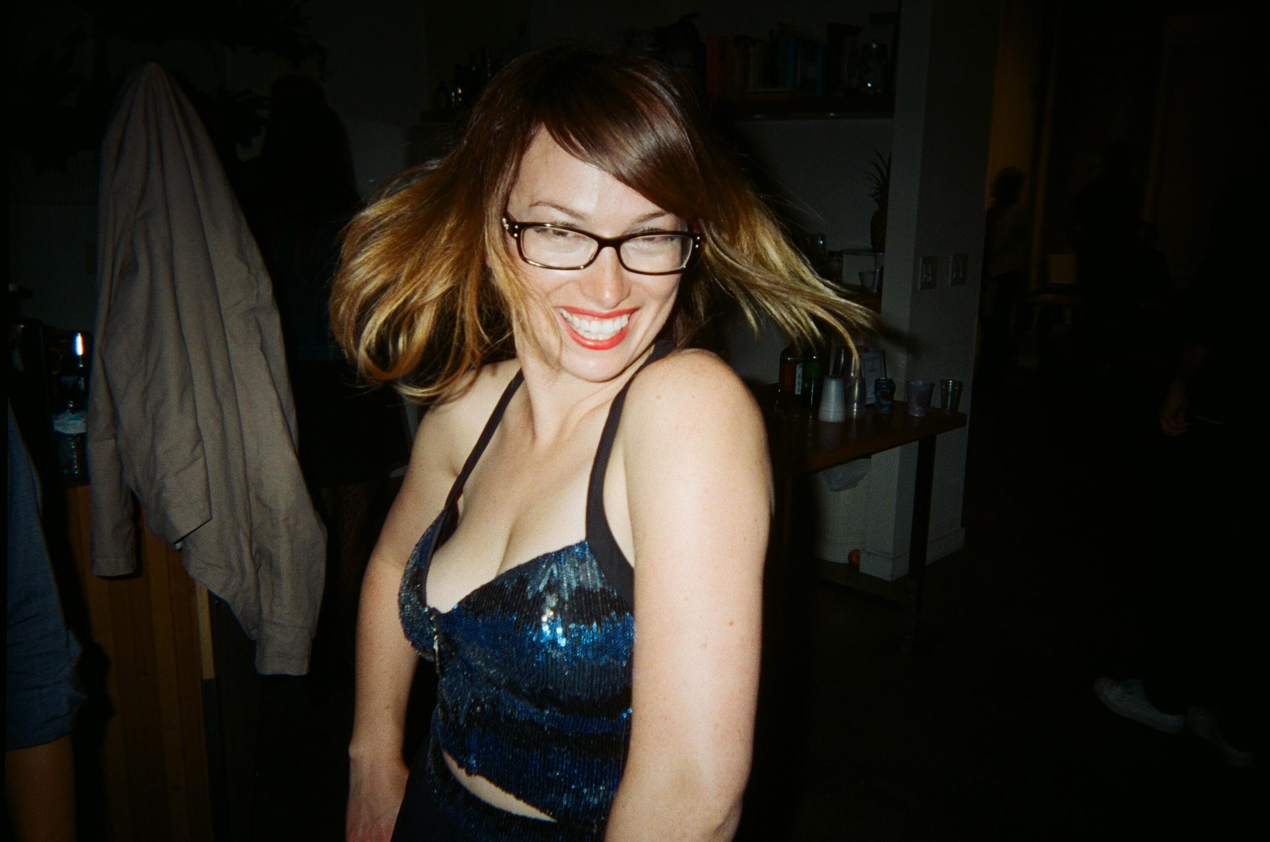 Katie Stewart, light of my life