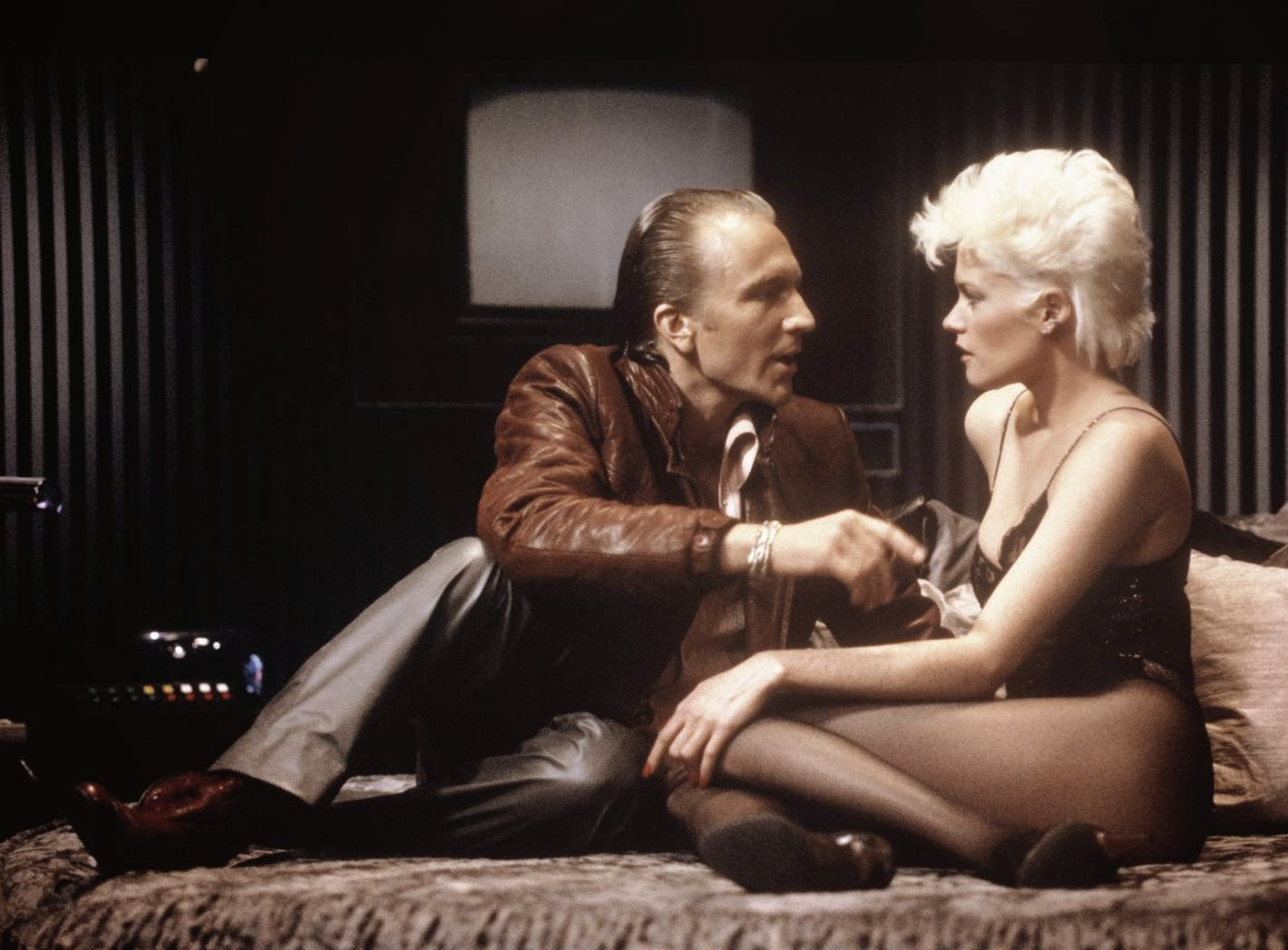 Film still from  Body Double