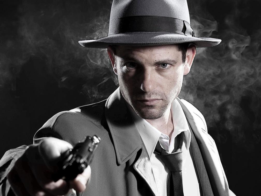 Tim Motley in  2 Ruby Knockers, 1 Jaded Dick: A Dirk Darrow Investigation