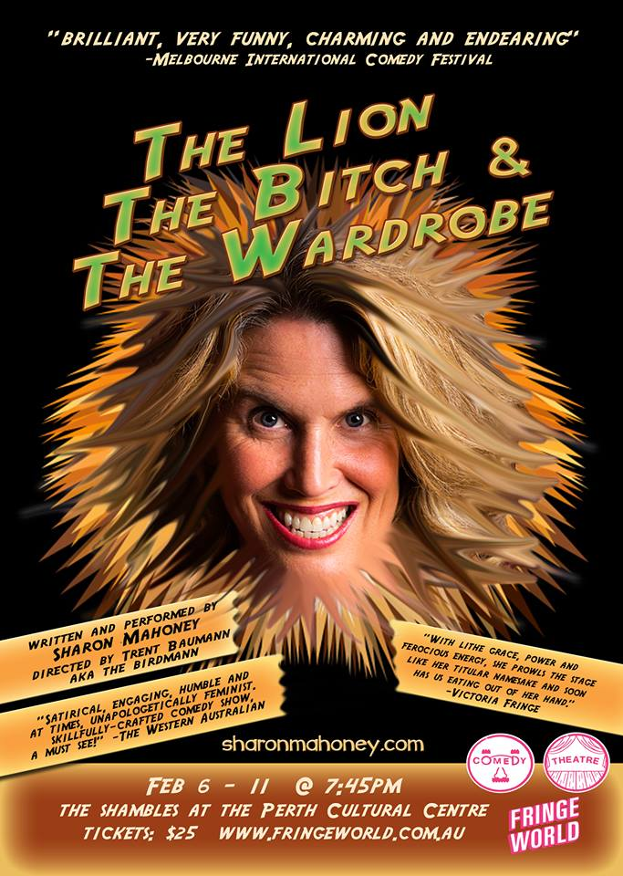 Sharon Mahoney's Fringe show visits the Vancouver festival this week.