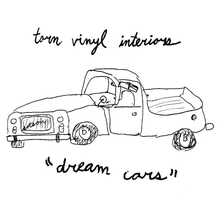 DREAM CARS EP: Torn vinyl interiors track: born to be your girl