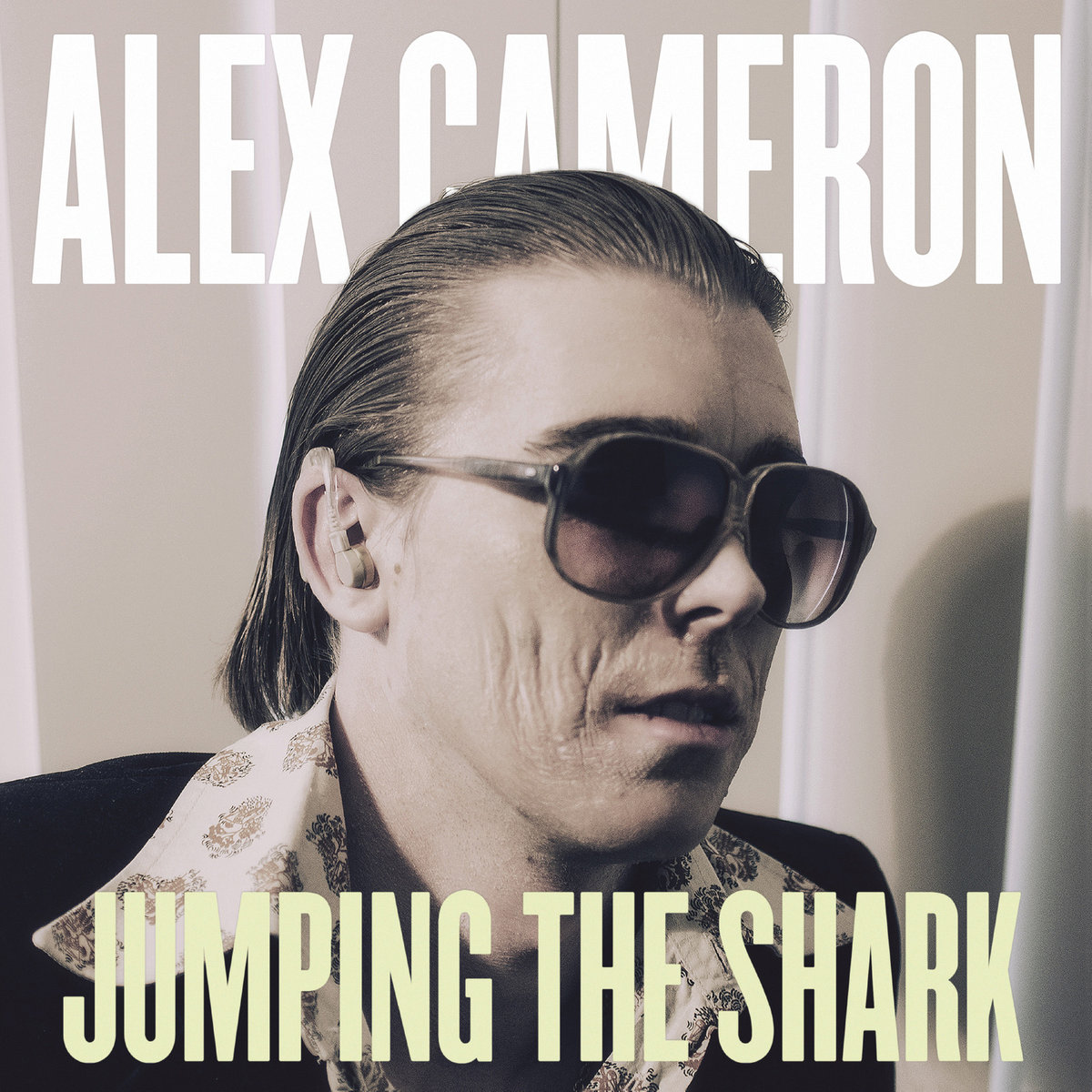 Alex Cameron ALBUM: JUMPING THE SHARK TRACK: THE COMEBACK