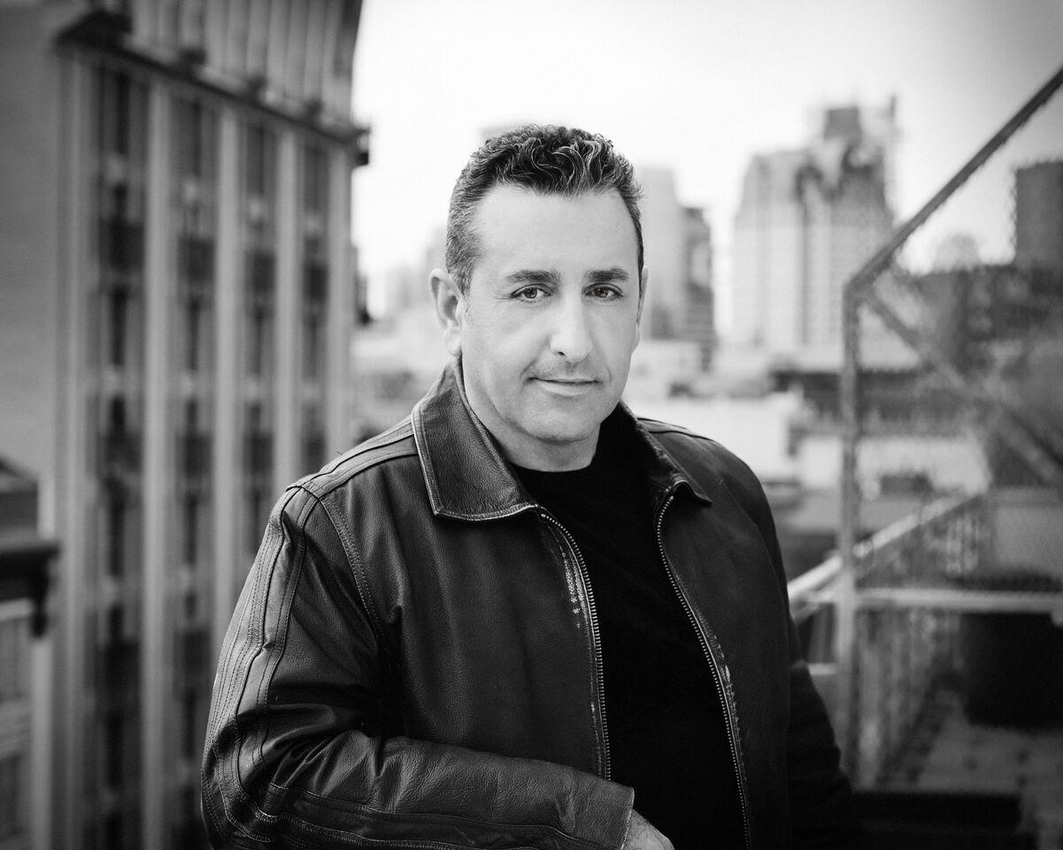 Peter Gajdics, author of  The Inheritance of Shame: A Memoir. Photo courtesy of ZG Communications.