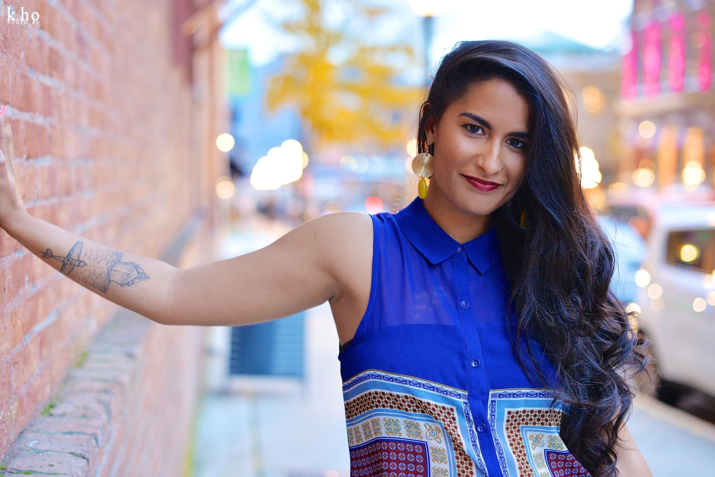 VQFF Artistic Director Anoushka Ratnarajah