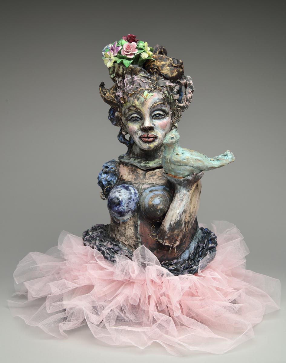 "Suzy Birstein, ""Pink Tutu"",from the series  Tsipora"