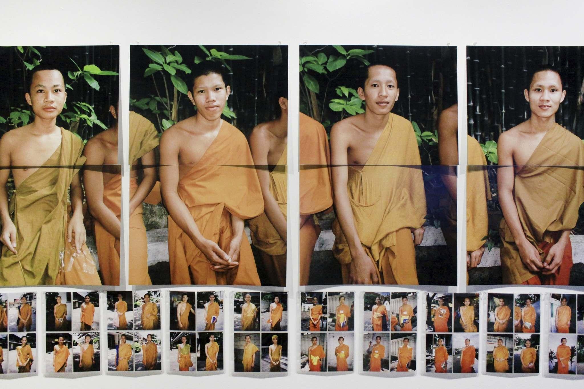 Ho Tam, Poser 1: Bangkok, 2013