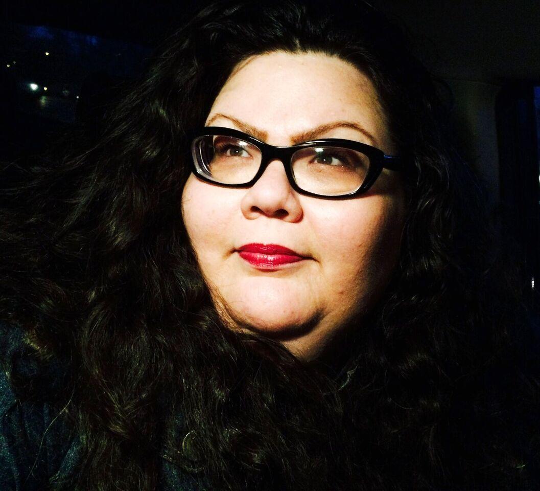 Andrea Warner. Photo via Greystone Books Ltd.