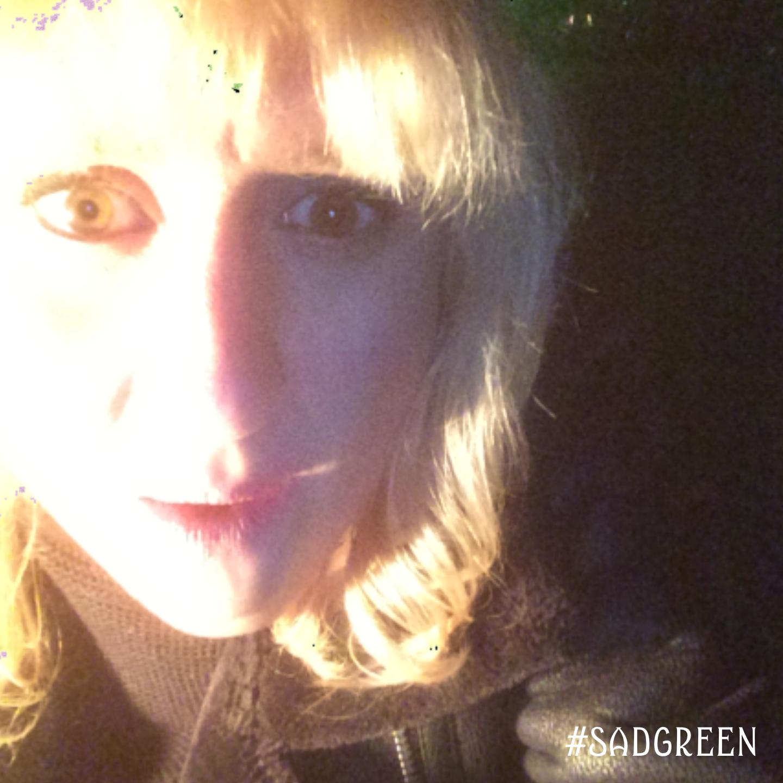 SAD Green Screen December 7th, 10:59pm