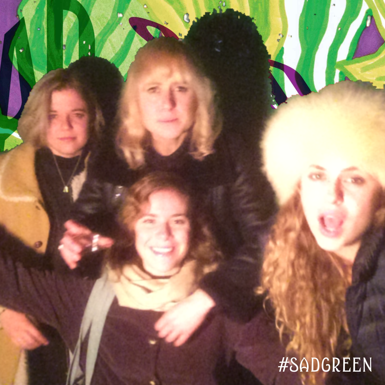 SAD Green Screen December 7th, 10:58pm