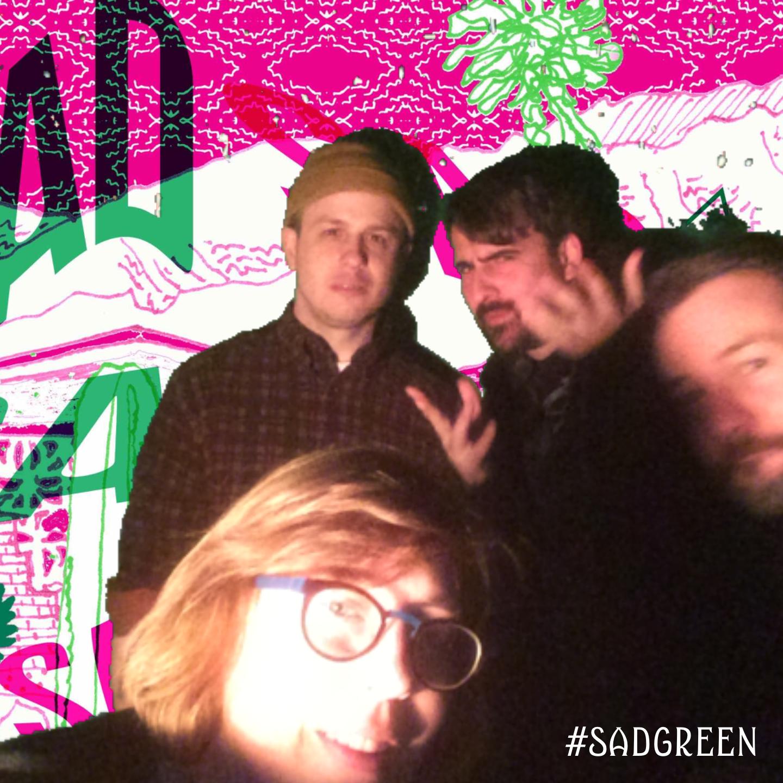 SAD Green Screen December 7th, 10:55pm