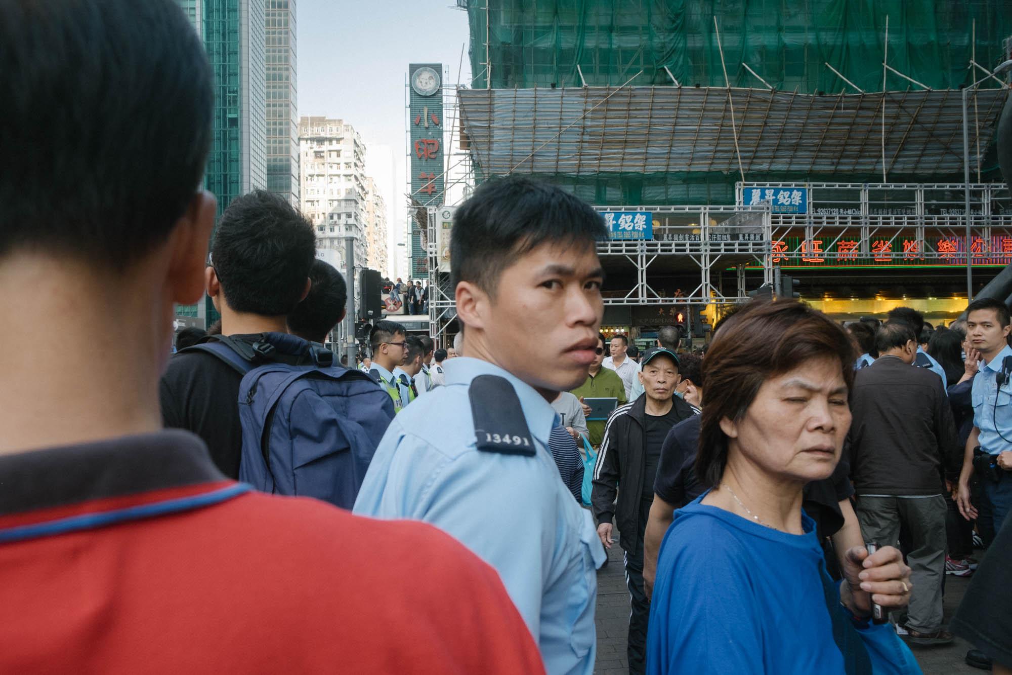 Hong Kong Umbrella Revolution (2014) Digital